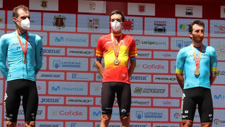 Pello Bilbao, nuevo campeón de España contrarreloj