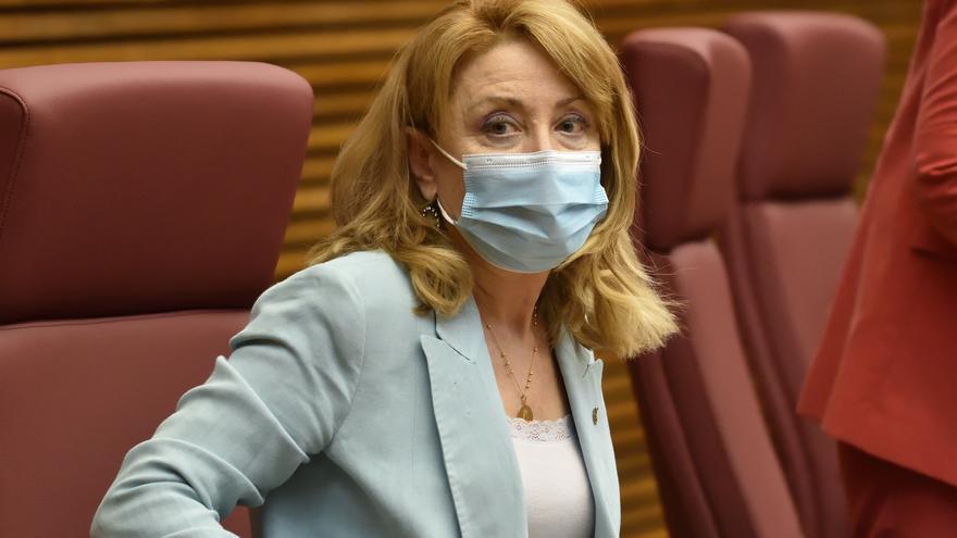"""La presidenta del Colegio de Médicos: """"No estamos en una tercera ola sino ante una pared vertical"""""""