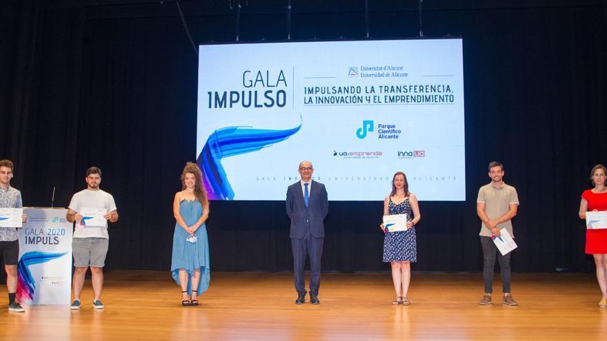 La rectora, Amparo Navarro, presidirá el miércoles la gala Impulso de la Universidad de Alicante