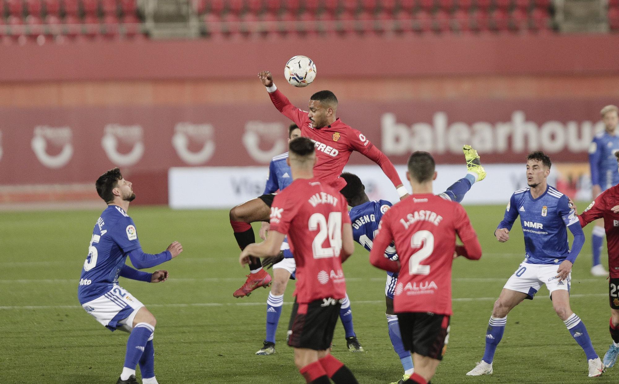 Real Mallorca - Oviedo