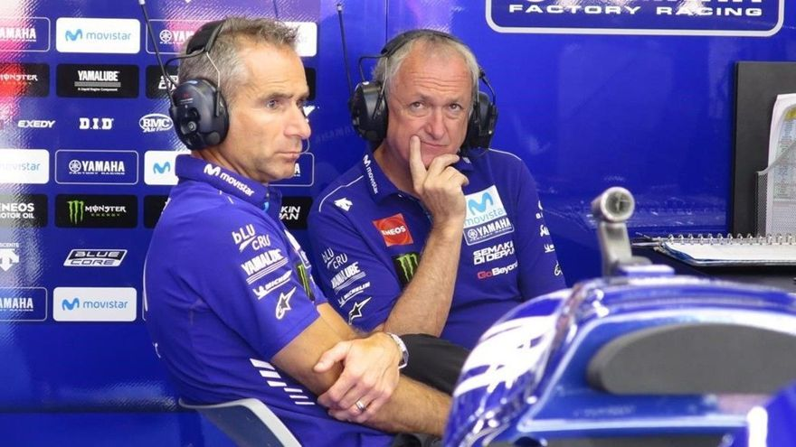 Viñales acomiada el seu cap de mecànics i fitxa l'extècnic de Rossi