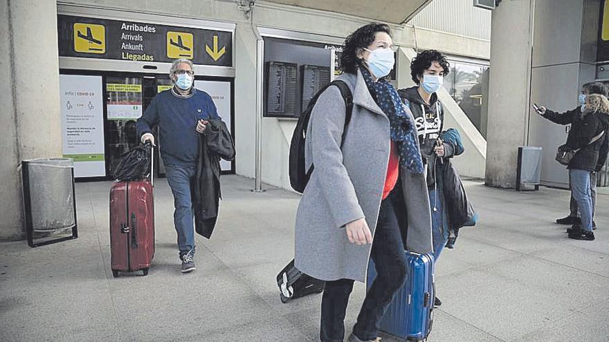 Solo 52 positivos desde el inicio de los controles en puertos y aeropuertos de Baleares