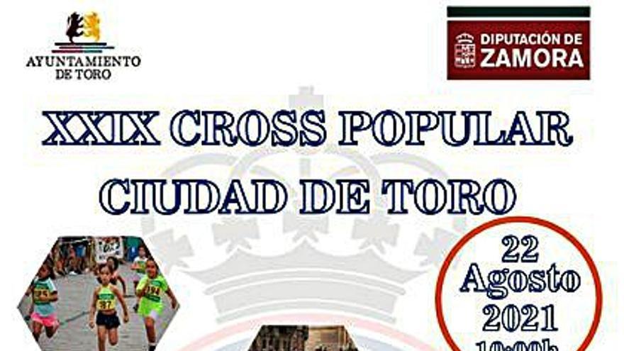 Toro celebra hoy su tradicional Cross Popular