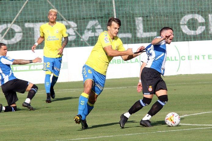 Pretemporada: UD Las Palmas - Espanyol