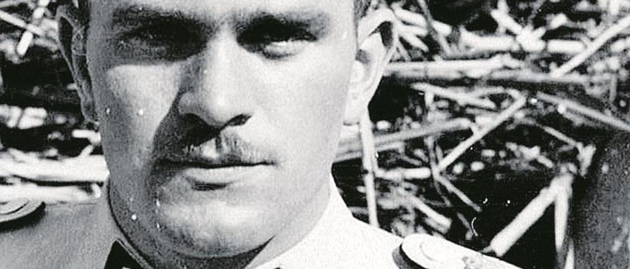 Gerd Bremer, uno de los nazis que vivió en Dénia
