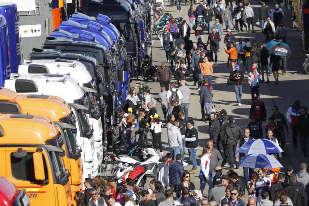GP de la Comunitat Valenciana en Cheste