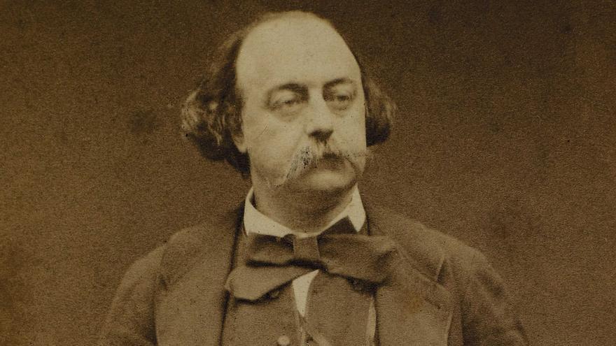 Cartas de Flaubert, el hombre que inventó un nuevo modo de narrar