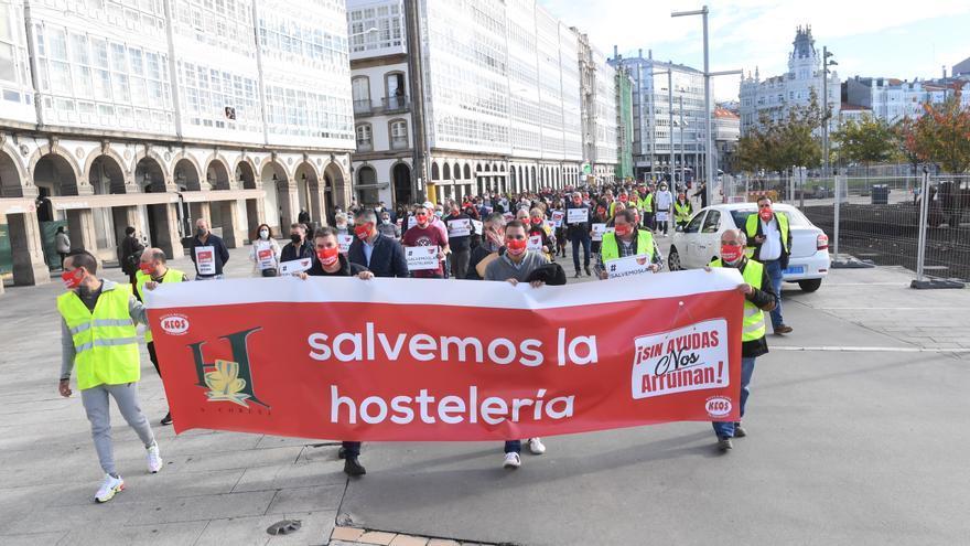 Inés Rey insta a la Xunta a agilizar las ayudas económicas a la hostelería
