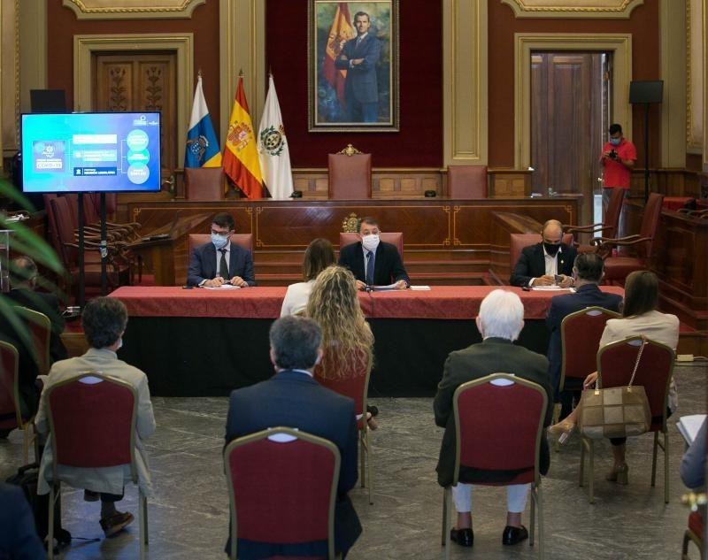 Mesa para la Recuperación de Santa Cruz (Tenerife)