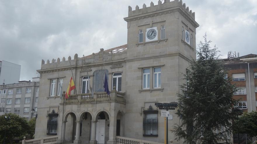 Los negocios de Marín que pidan la exención de tributos deben hacerlo a través de la Xunta