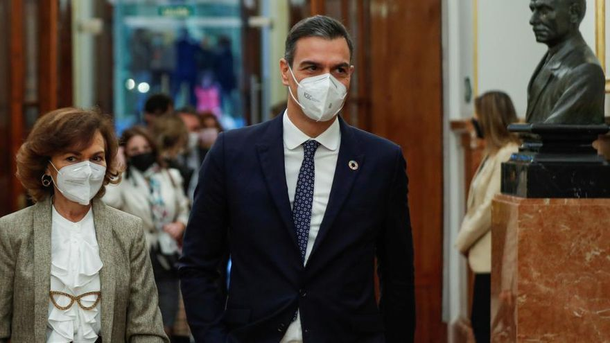 El PSOE mantiene 11,8 puntos de ventaja sobre el PP con Cs y Vox al alza