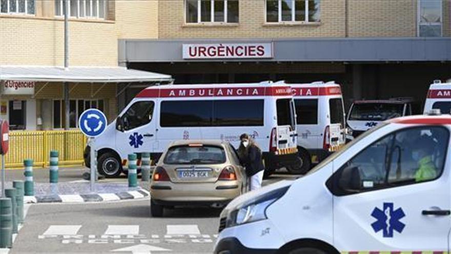 Los ingresos por coronavirus se frenan en Castellón