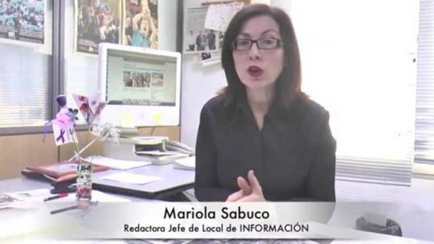 Mariola Sabuco habla del área metropolitana Alicante-Elche