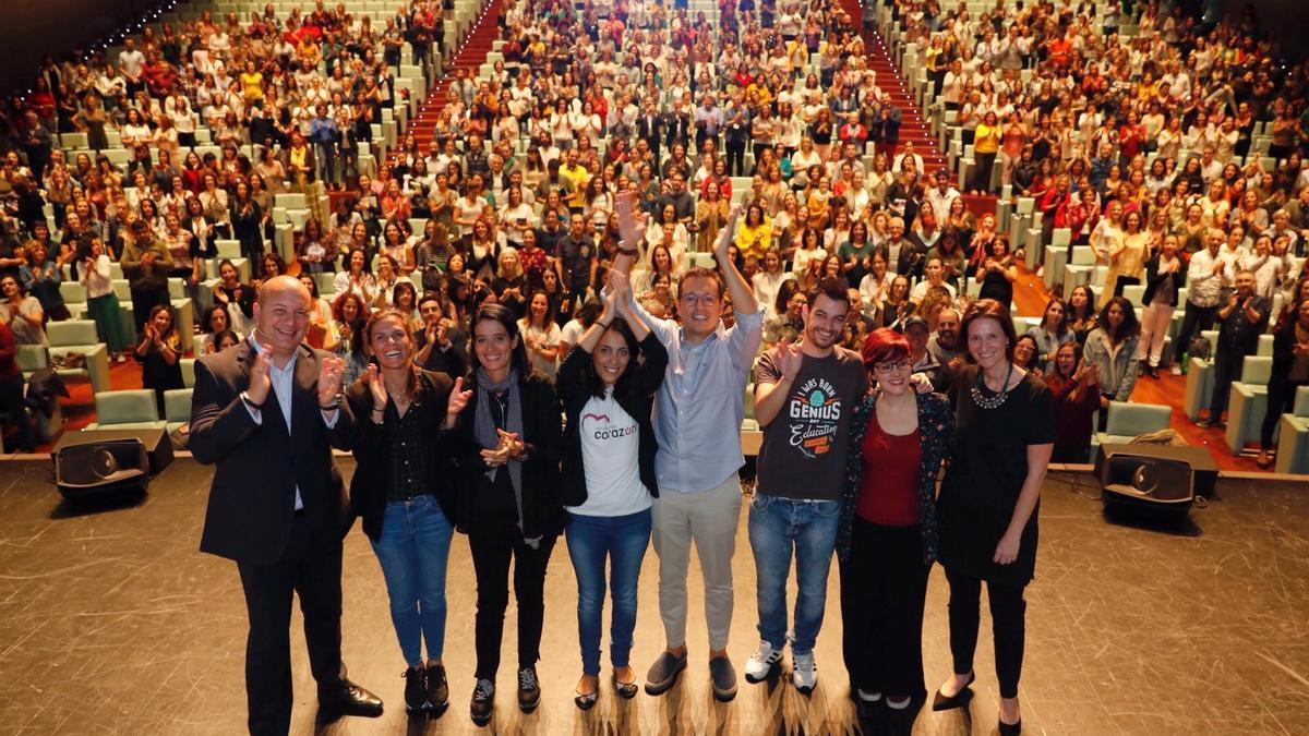 Foro de Educación Faro Impulsa organizado por El Faro de Vigo.