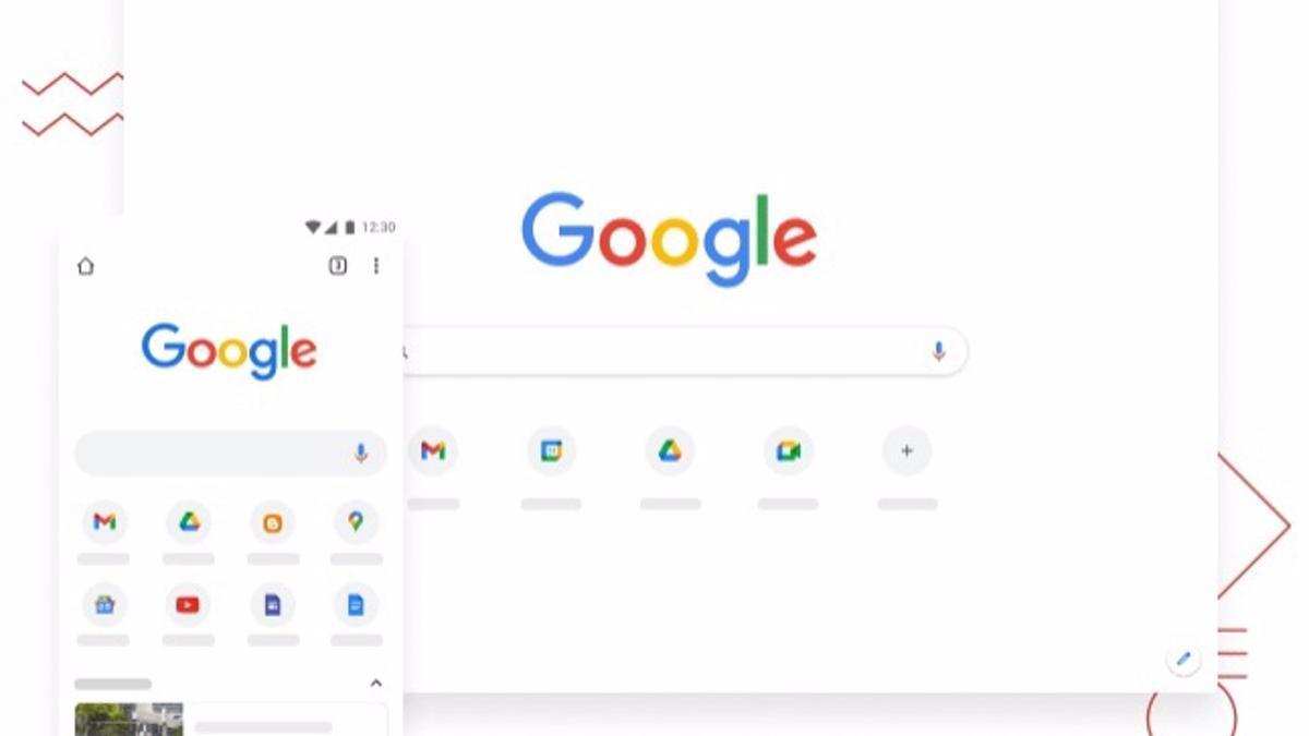 Google Chrome browser.