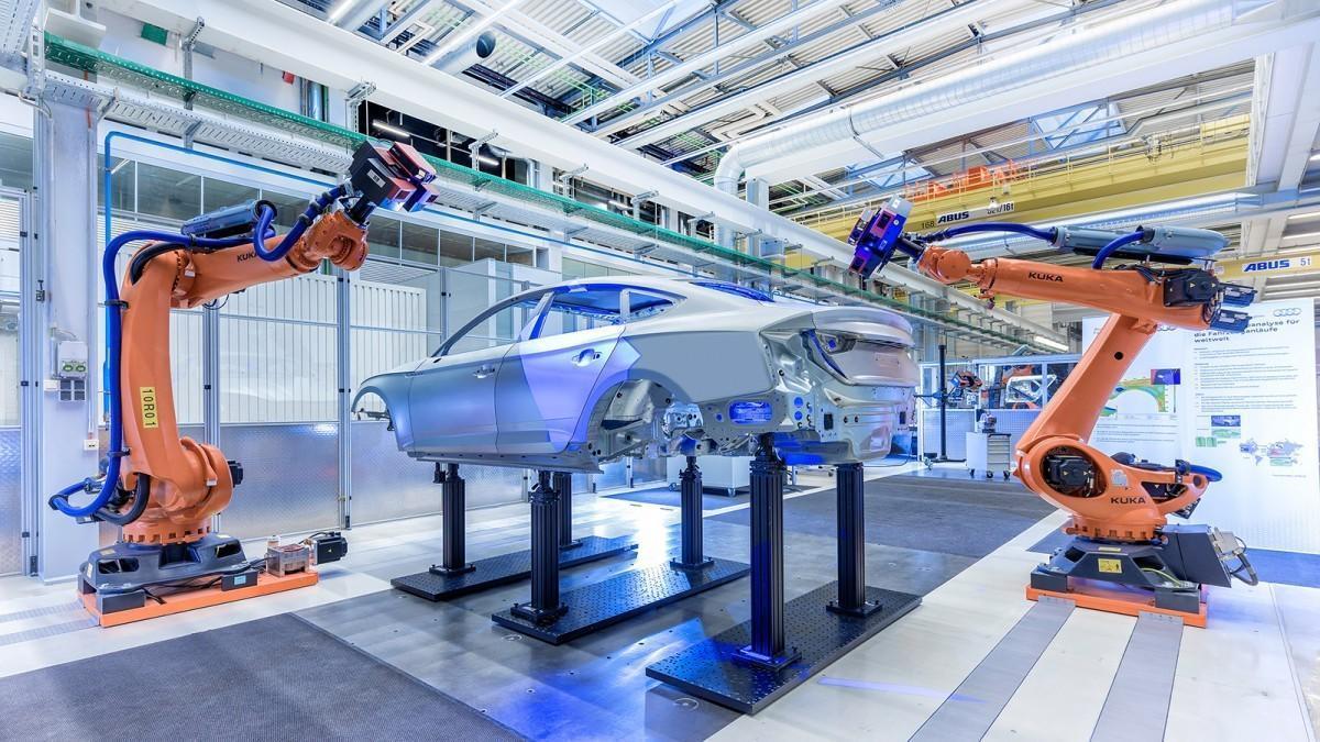 Audi organiza una visita virtual con guía a su fábrica de Ingolstadt