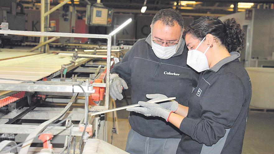 Colorker Group potencia la incorporación laboral de la mujer