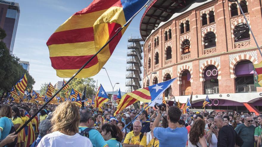 Així serà la manifestació de l'11 de setembre del 2021: unirà Urquinaona amb el Parlament
