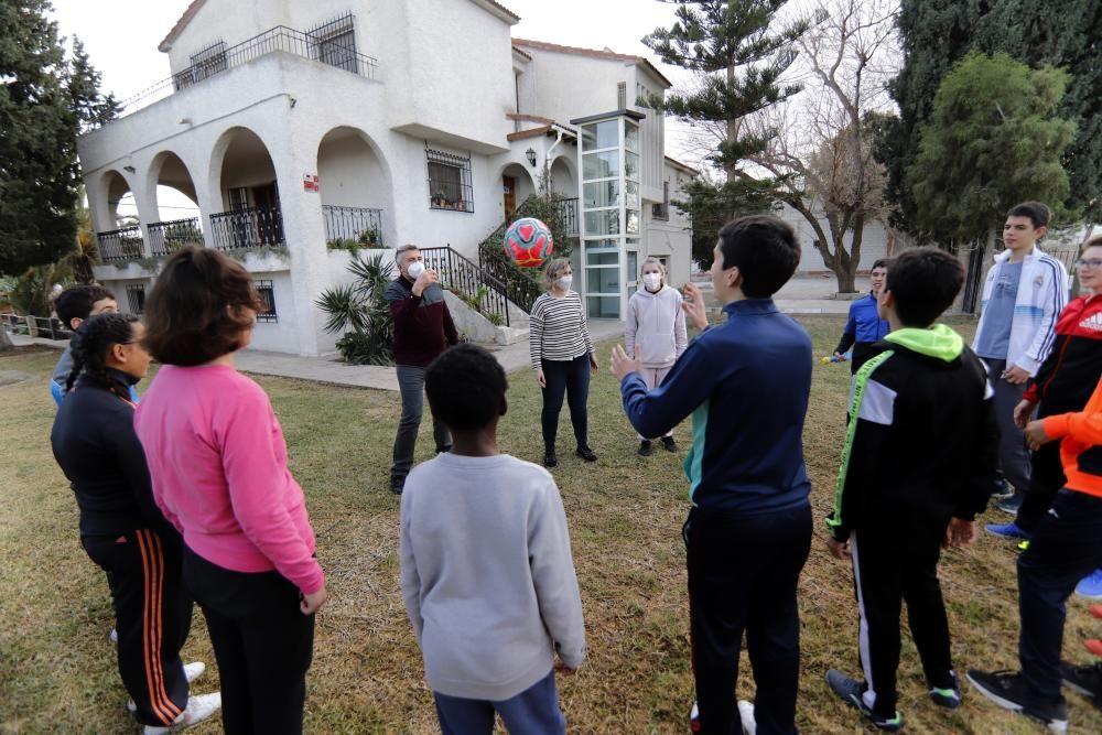 Hogar Leyva, motor para la inclusión en Murcia
