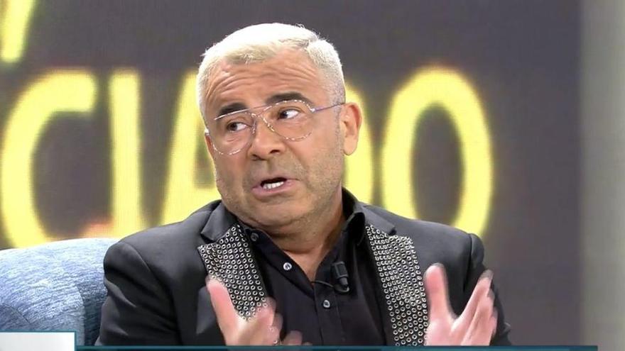 Jorge Javier critica Mediaset per parlar massa de Rocío Carrasco: «Al final li agafes mania»
