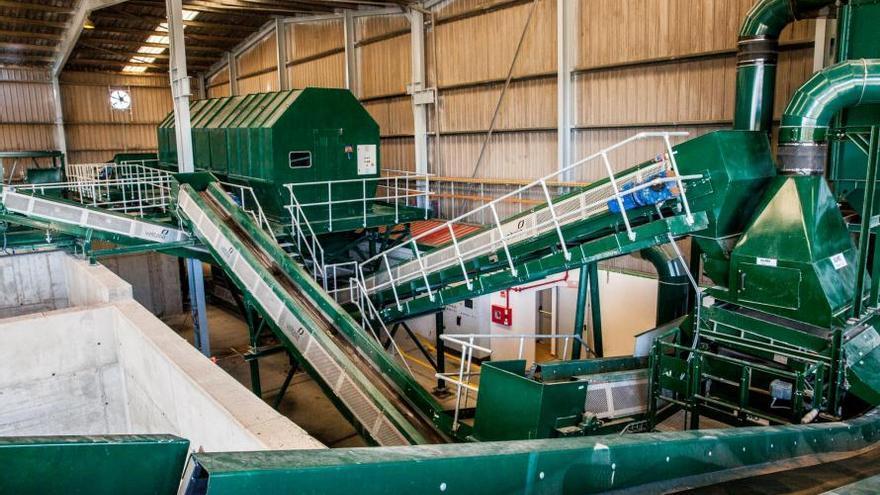 Las plantas de compost de la Xunta rebajarán un 15% el coste de la basura de 82 concellos