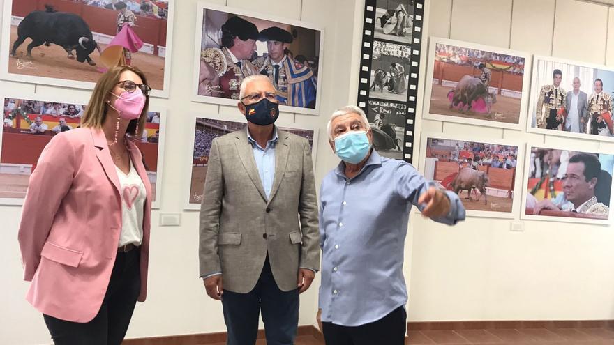 El duende de Manzanares se instala en el Museo Taurino de Alicante