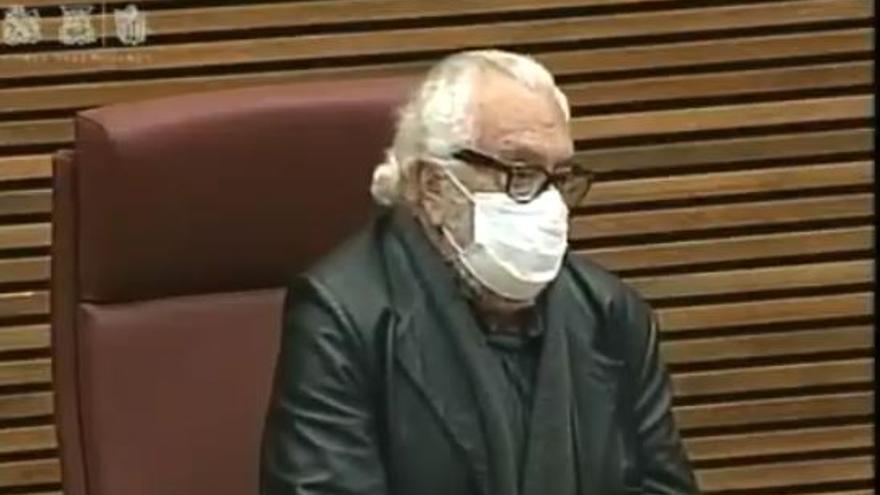 Ciudadanos pedirá relevar al consejero de À Punt que dijo que en Alicante le han tirado huevos