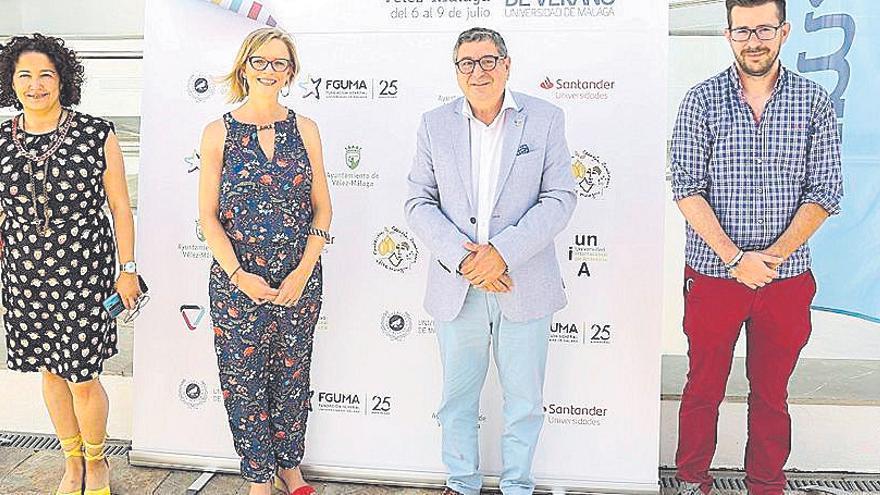 Asenjo augura un futuro de esplendor para el vino en Málaga
