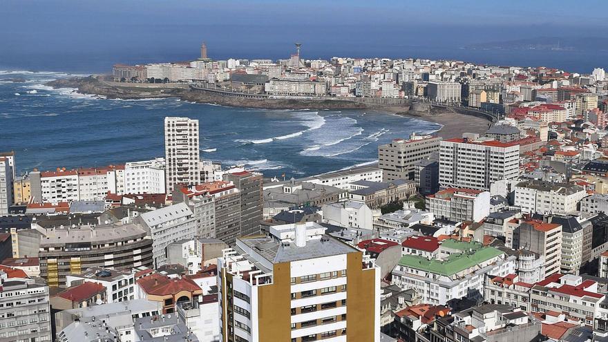 Dos décadas que transformaron A  Coruña