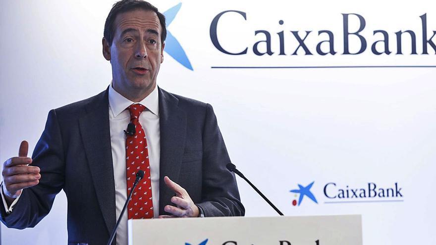 CaixaBank ya ve signos de debilidad económica en el cuarto trimestre