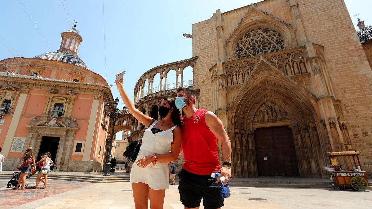 El aumento de contagios se concentra en València y su área metropolitana