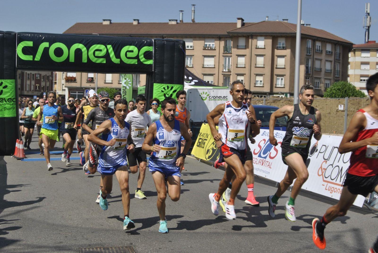 Santa Isabel arranca a la carrera