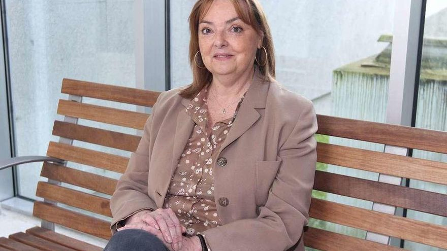 """Esther de Blas: """"Ourense tiene mucho potencial para desarrollar actividades innovadoras"""""""