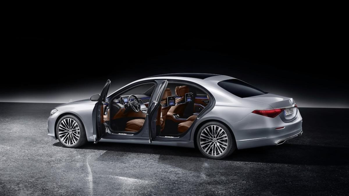 Nuevo Mercedes-Benz Clase S 2021: Exhibición tecnológica