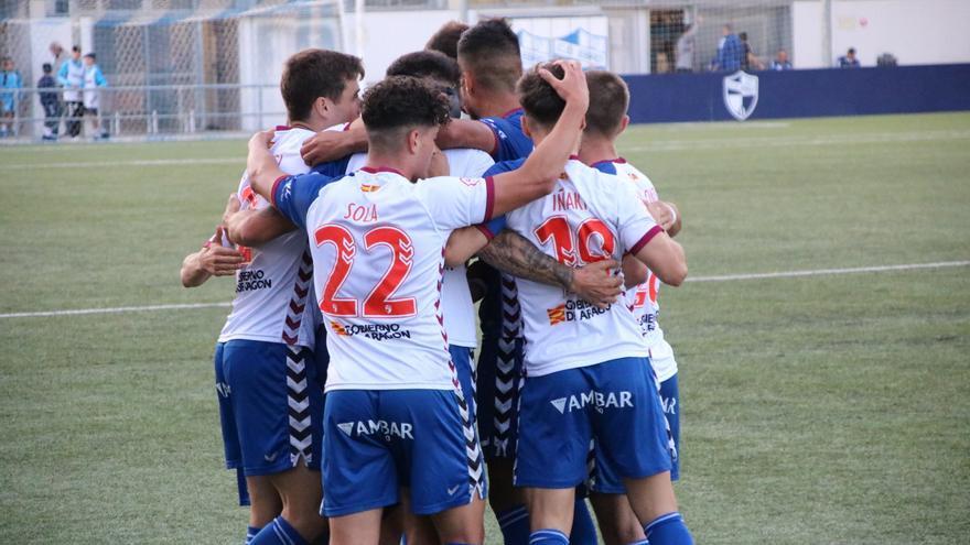 El Ebro vence al Izarra (1-0) y pasa a los cuartos de final de la Copa Federación