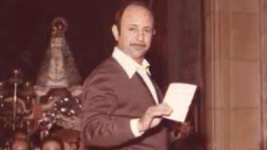 Fallece en Benidorm Jaime Pérez Llorens, 'El Llugueret', cantor y maestro de Copletes