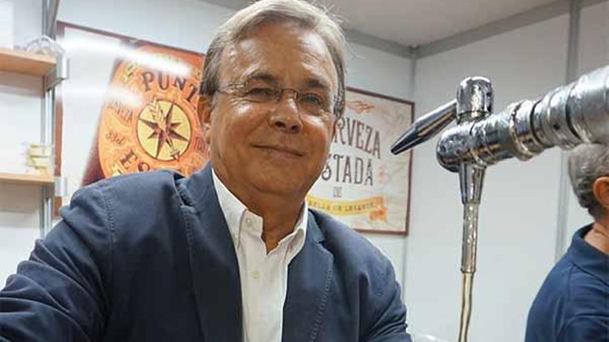 """Patricio Valverde: """"Concebimos Estrella de Levante como la gran cerveza del Sureste"""""""