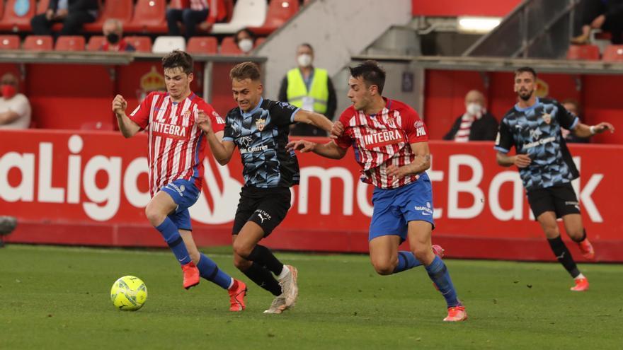 Un club belga frena la llegada de Fran Villalba al Sporting