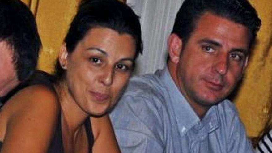 Sandra Ramos y Carlos Medina.