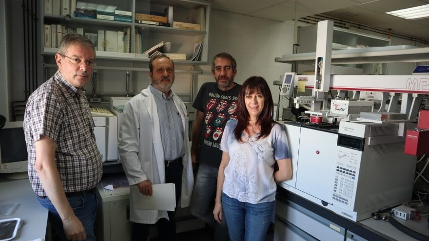 Investigadores de la UCO elaboran un nuevo vino espumoso con uvas y levaduras de Montilla-Moriles