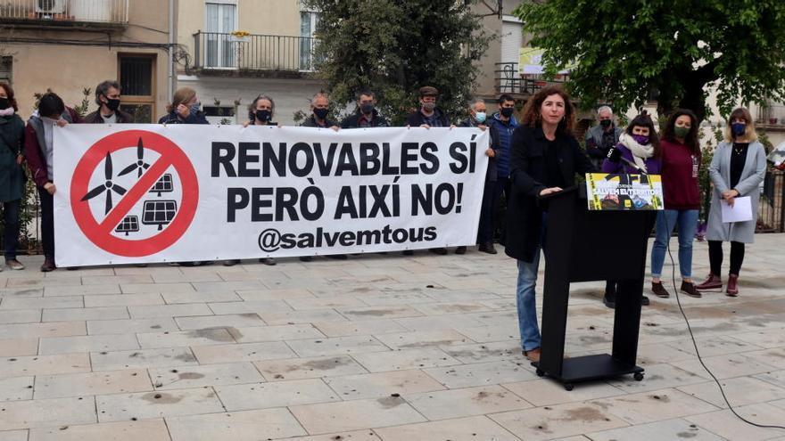 L'Anoia pot acumular 800 hectàrees de parcs solars i 120 aerogeneradors si tiren endavant els projectes