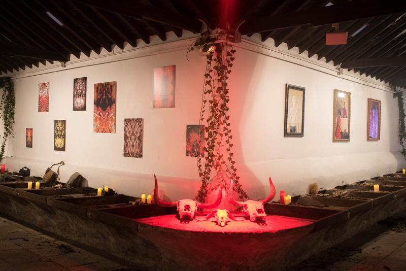 Exposición Santa Cruz Horror Fest