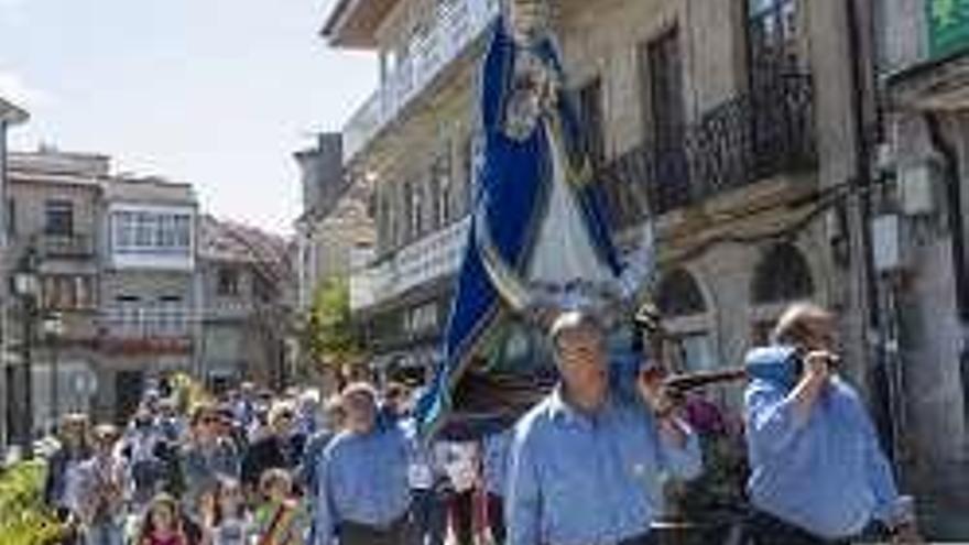 """La Virgen """"A Gabacha"""" regresa a la iglesia de Vilavella"""