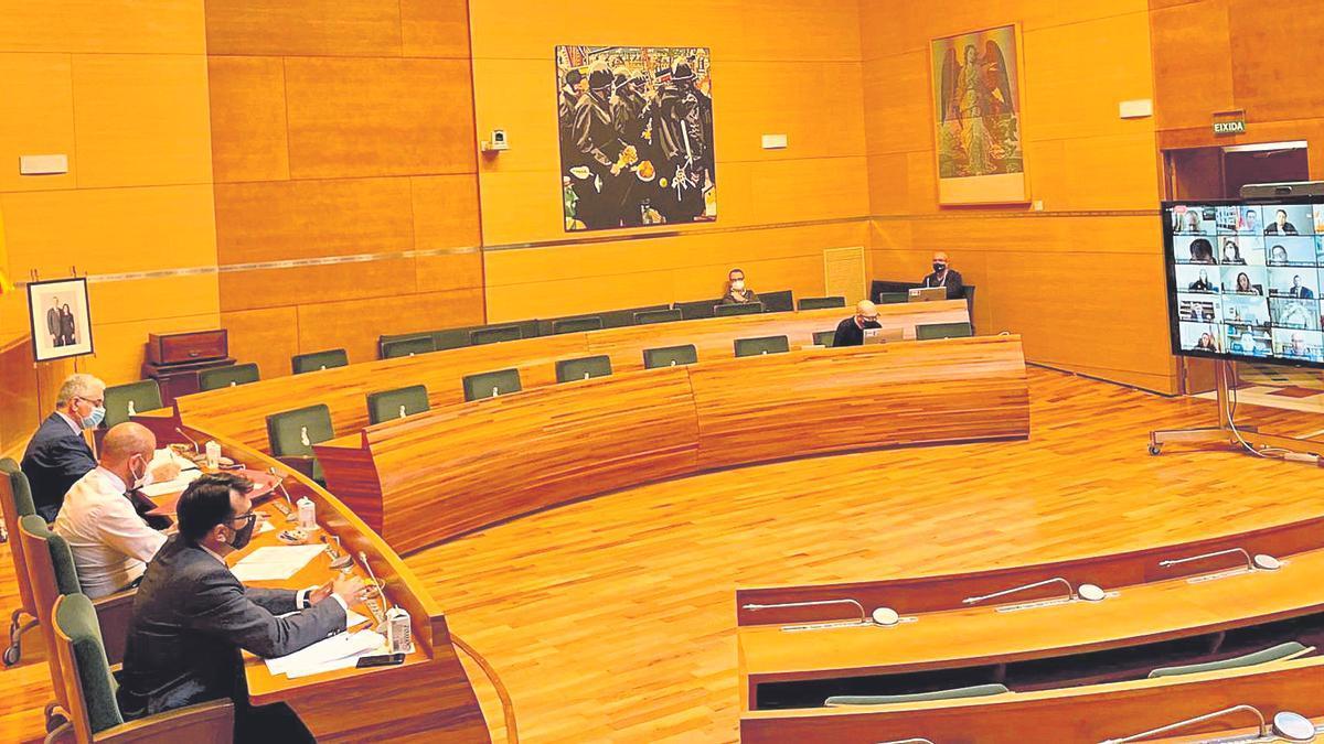 Gaspar propone implantar un debate sobre el estado de la provincia