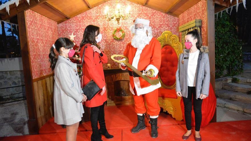 La visita de Papá Noel a Elche costó 36.000 euros
