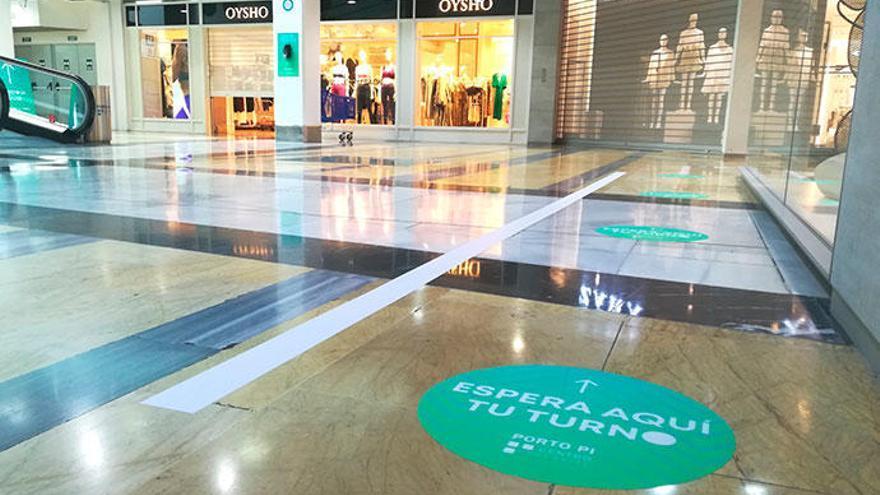 El Centro Comercial Porto Pi Centro llega a un acuerdo con AENOR para certificar sus espacios frente al COVID-19