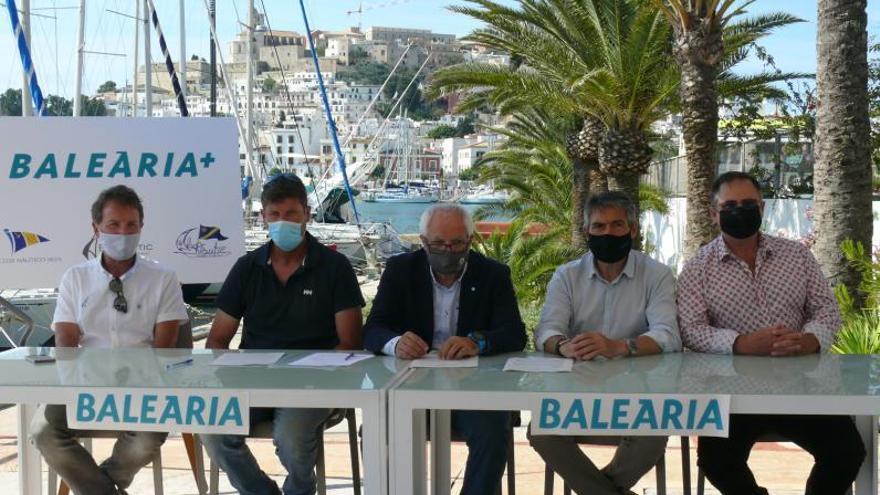 Baleària renueva su apoyo a los clubes