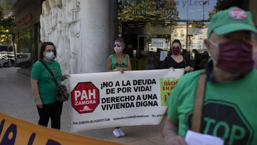 """Convocan una movilización en Zamora para que """"la clase trabajadora no pague la crisis"""""""