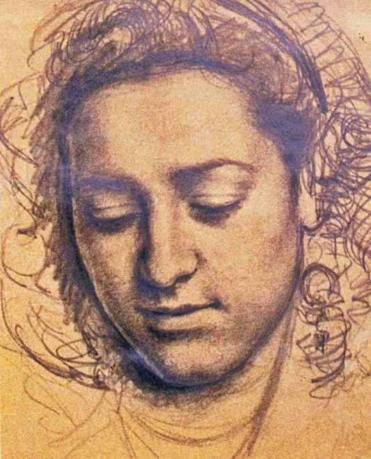 Un retrato da cofundadora de Sargadelos.