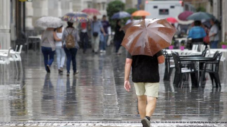 La Región se instala en la alerta: del calor extremo de este fin de semana a las tormentas de este lunes